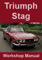 Triumph Stag Workshop Repair Manual