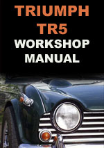 Triumph TR5 Workshop Repair Manual