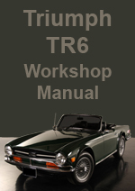 Triumph TR6 Wotkshop Repair Manual