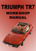 Triumph TR7 Workshop Repair Manual